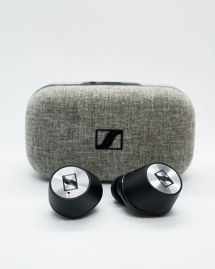 Sennheiser MOMENTUM True Wireless Earbud Headphones 4