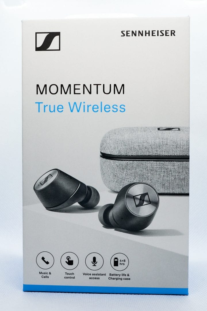 Sennheiser MOMENTUM True Wireless Earbud Headphones 5