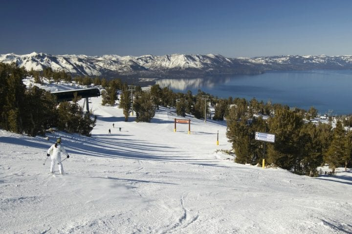 Visitors Guide to Lake Tahoe California