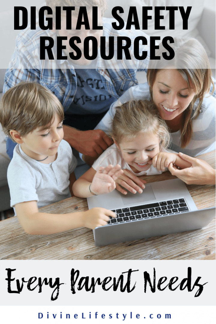 Digital Safety Resources Every Parent Needs #SaferInternetDay #BeInternetAwesome
