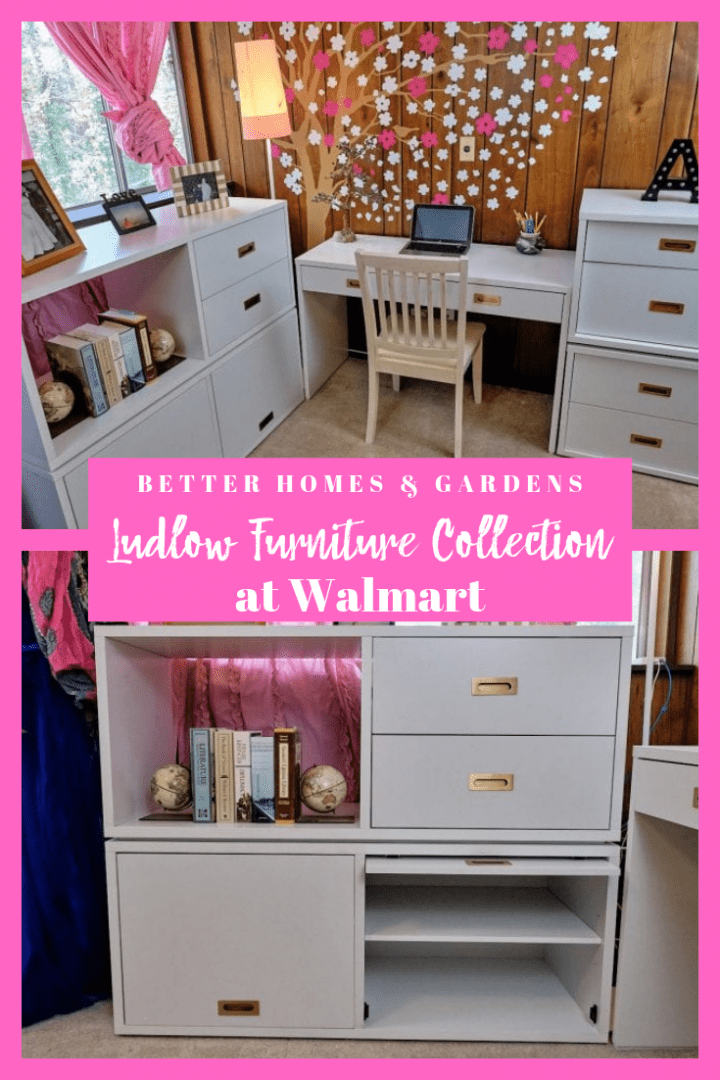 Better Homes & Gardens Ludlow Furniture Collection at Walmart