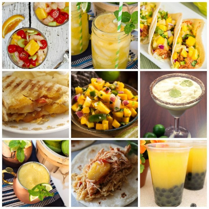 13 Delicious Mango Recipes