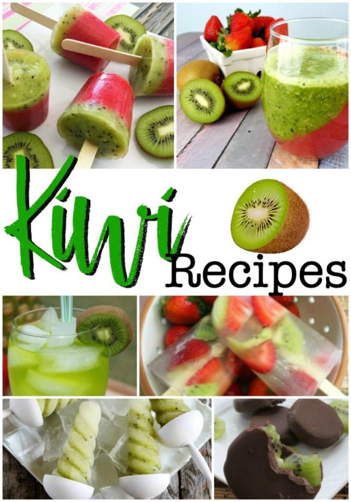 15 Best Kiwi Recipes