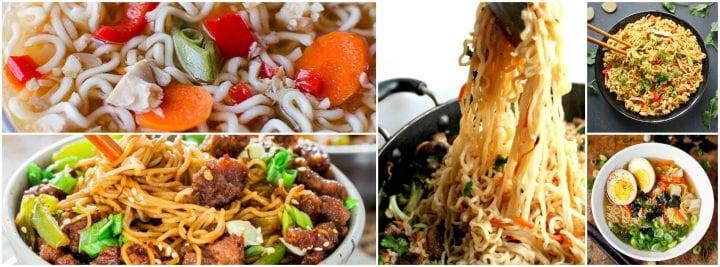 15 Ramen Noodles Recipes