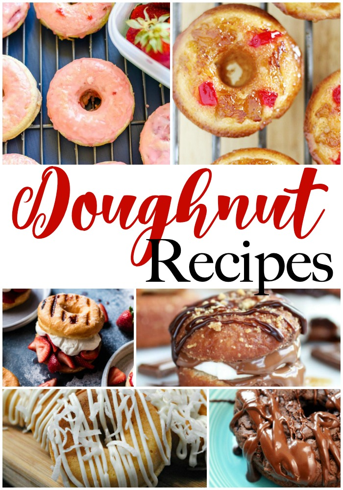 17 Delicious Doughnut Recipes