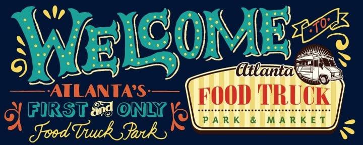 Best Atlanta Food Trucks Atlanta Food Park & Market
