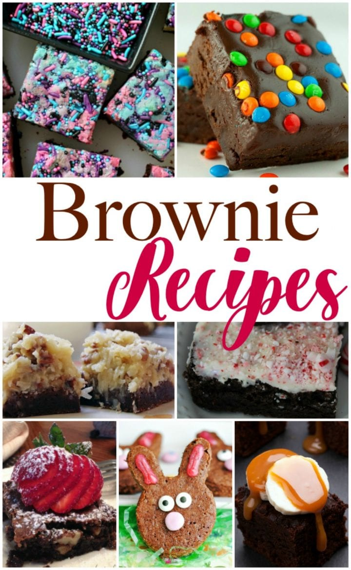 17 Brownie Recipes