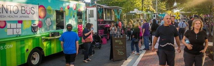 Best Atlanta Food Trucks Alpharetta Food Truck Alley