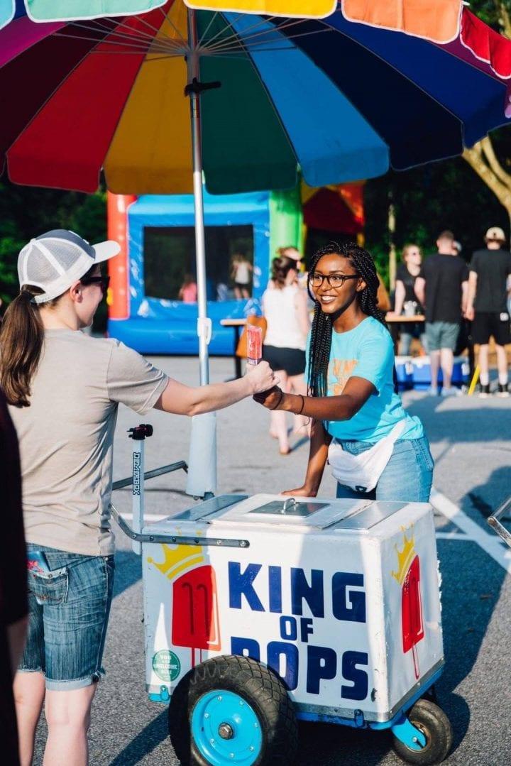 Best Atlanta Food Trucks King of Pops