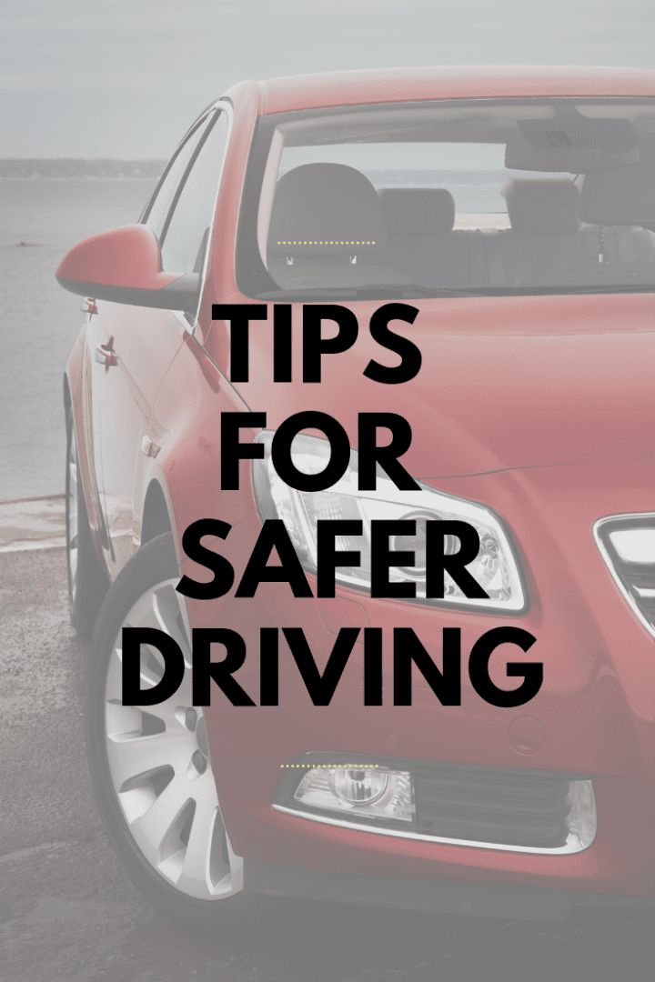 Tips for Safer Driving