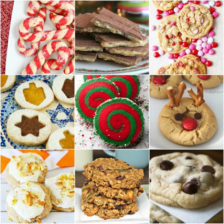 17 Fun Holiday Cookie Recipes