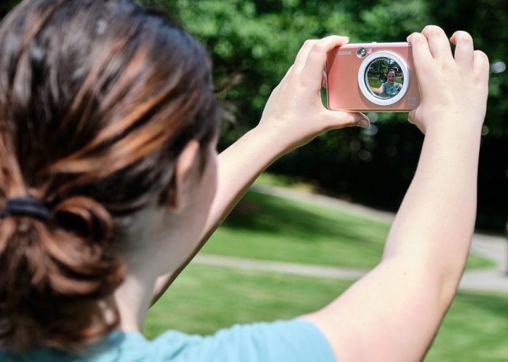 Canon IVY CLIQ+ Instant Print Camera #canonIVY #BestBuy