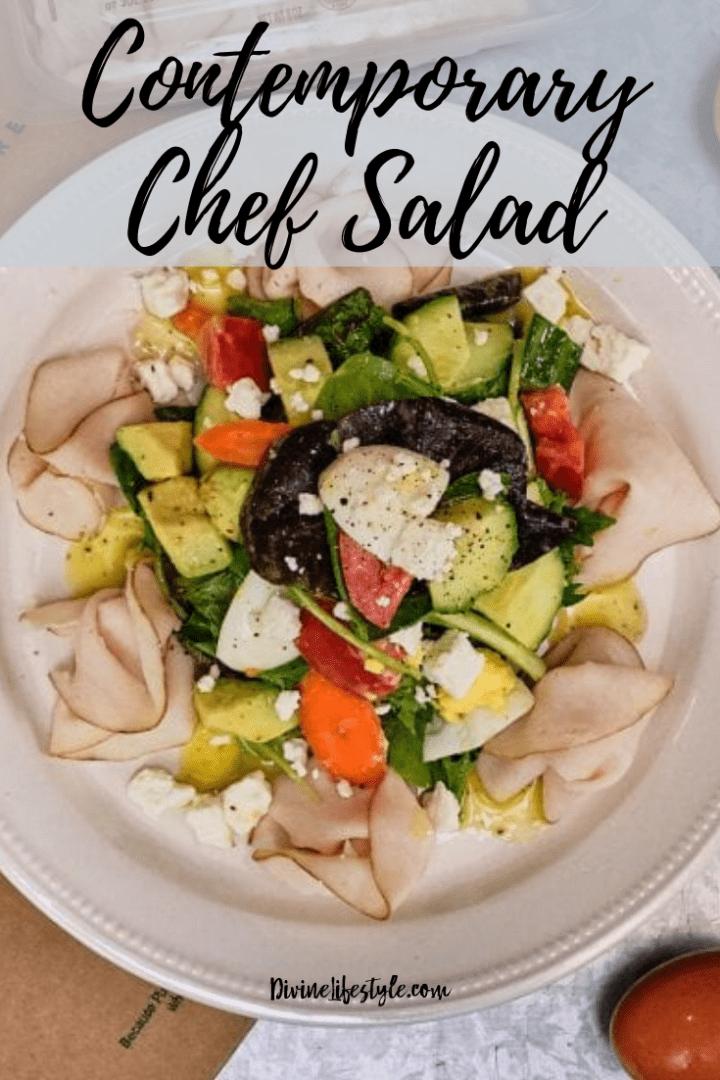 Contemporary Chef Salad Recipe