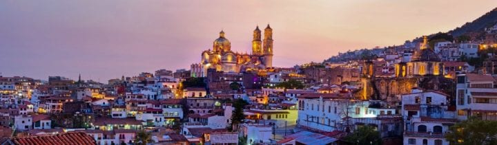 Top things to do in Taxco Mexico
