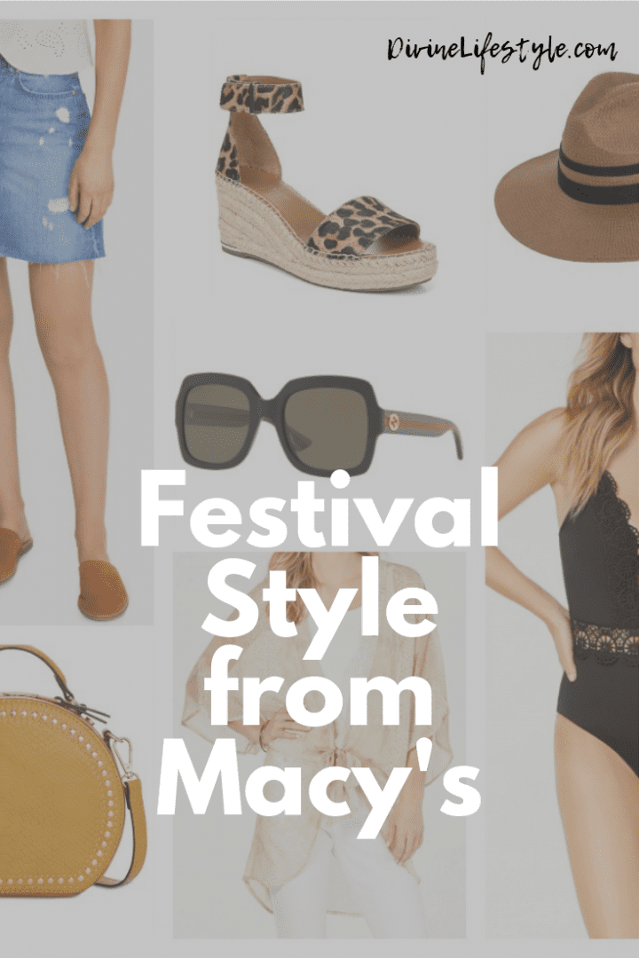 Why Swimwear makes the BEST Festival Wear