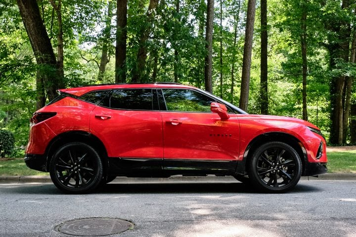 The All New 2019 Chevy Blazer 4