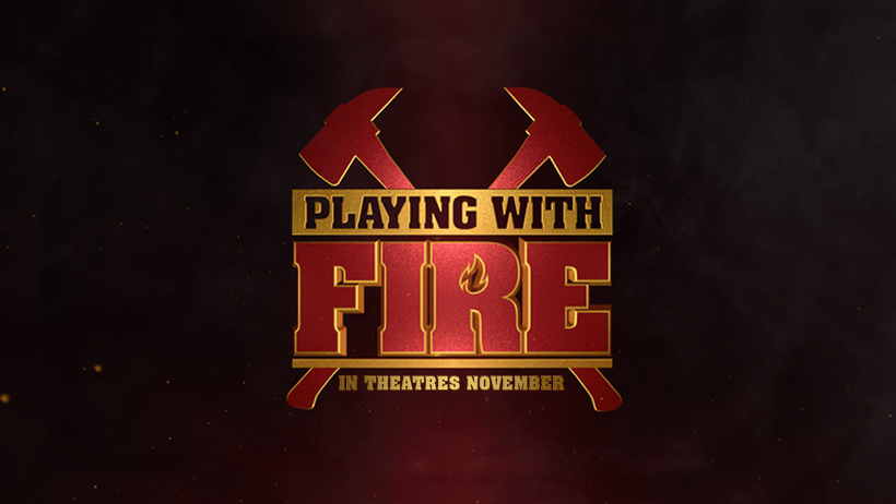 Playing with Fire in Theatres November 8 {Official Trailer}