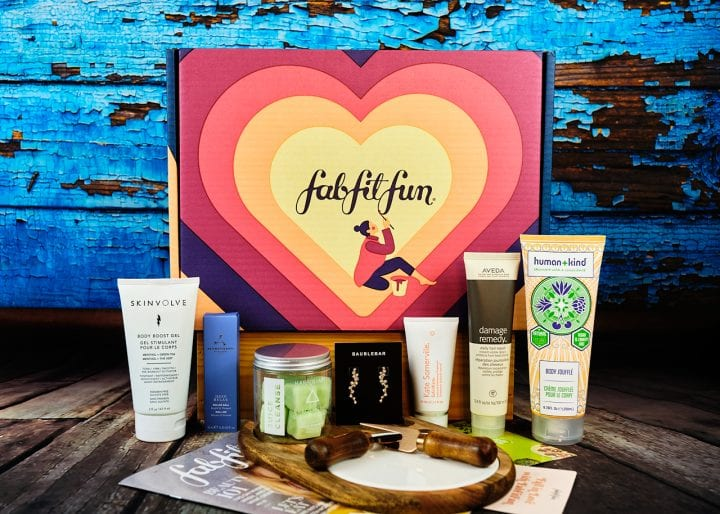 FabFitFun Fall 2019 Subscription Box Spoilers and Unboxing + $10 Off Coupon Code #fabfitfunpartner #fabfitfun