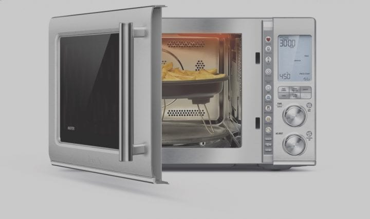 Breville Combi Wave 3 In 1 Microwave Kitchen Appliances