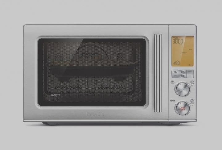 Breville Combi Wave 3-in-1 Microwave #CombiWave #Breville #BrevilleWave