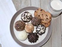 Cookies and Cream Cake Pop Balls