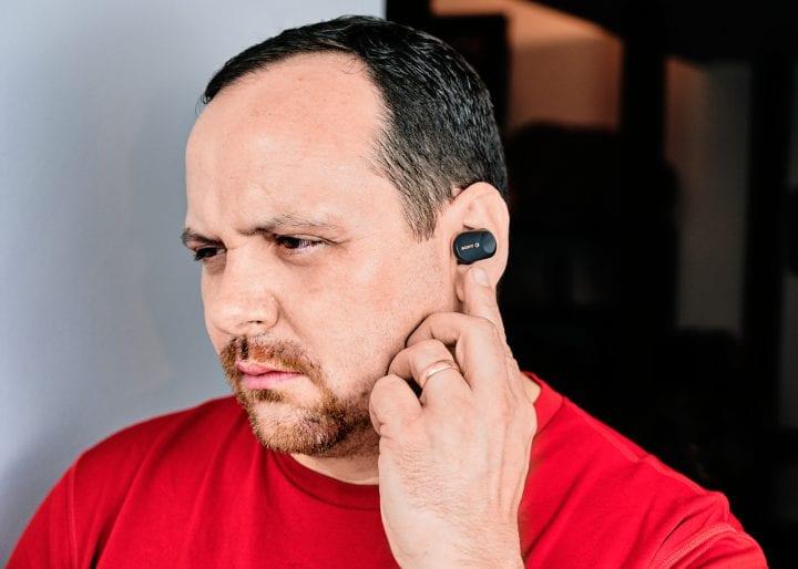 Sony WF-1000XM3 Noise Cancelling Wireless Headphones 4