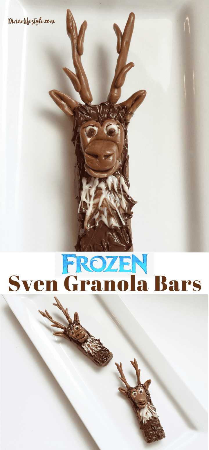 FROZEN Snack Food Sven Granola Bars