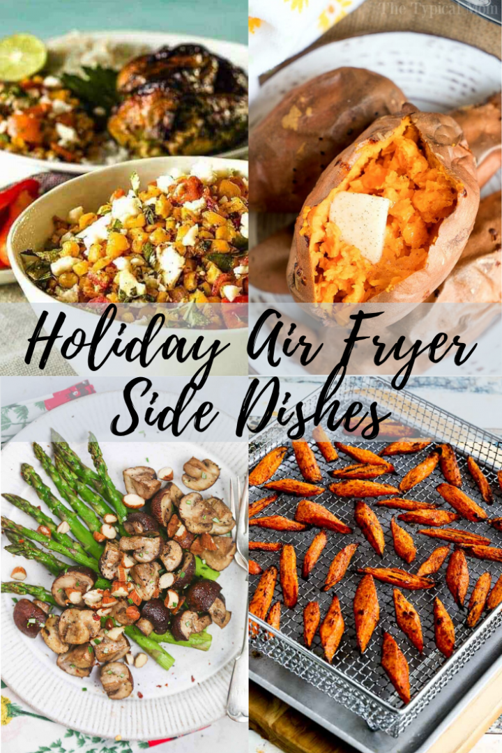 Holiday Air Fryer Side Dishes