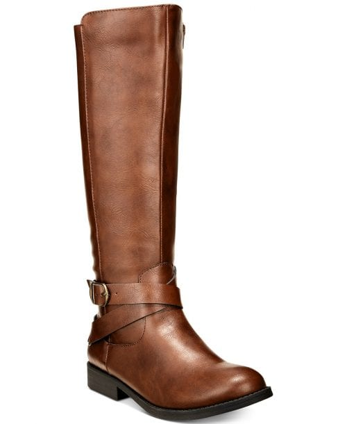 Women's Boots at Macy's for $19.99 #BootsAtMacys
