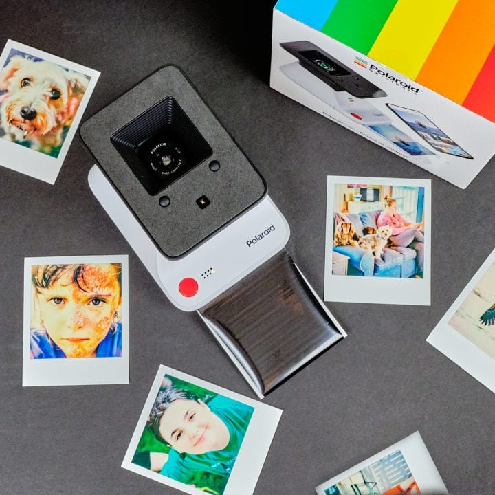 Print Smartphone Photos with Polaroid Lab #polaroidoriginals