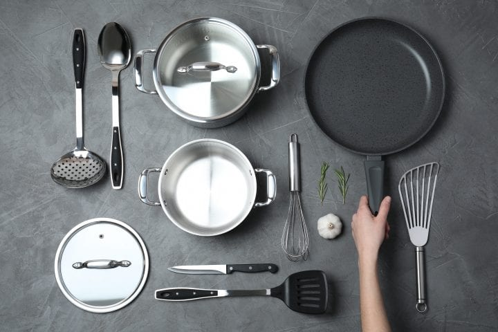 Types of Cookware Materials: Pros & Cons