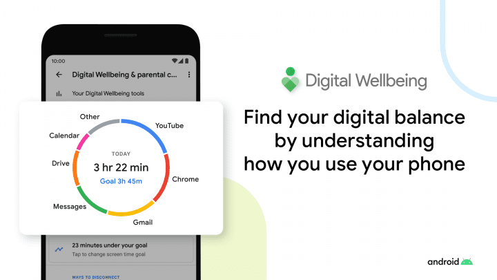Healthy Digital Habits balance
