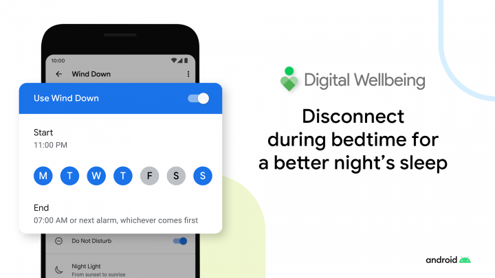 Healthy Digital Habits sleep