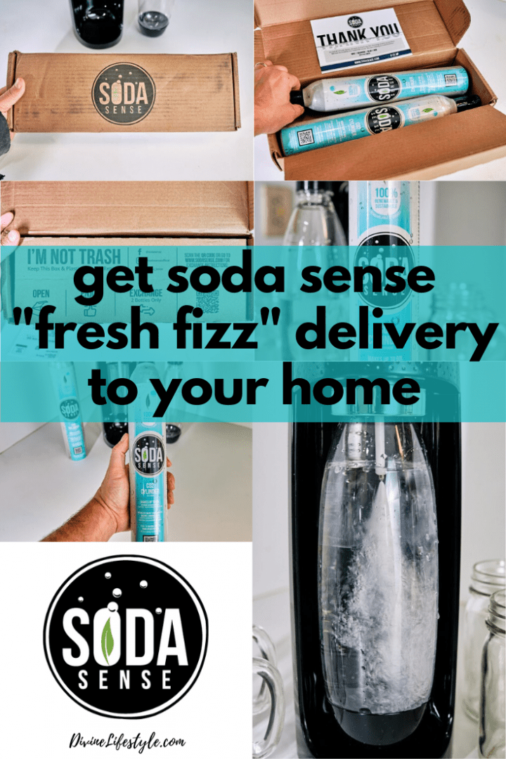 Introducing Soda Sense - Fresh Fizz Delivered for Your Soda Machine