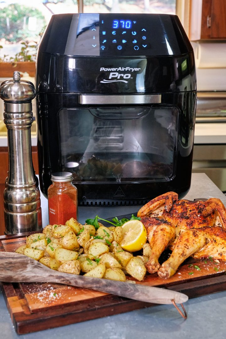 Power Air Fryer Pro 1