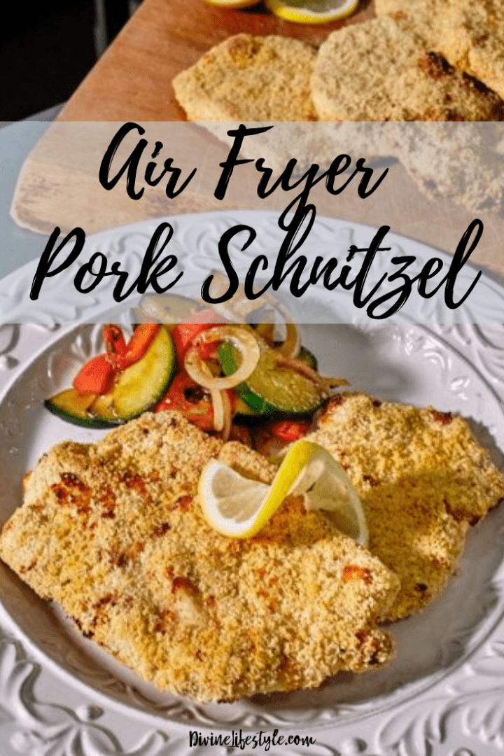 Best Air Fryer Schnitzel Recipe