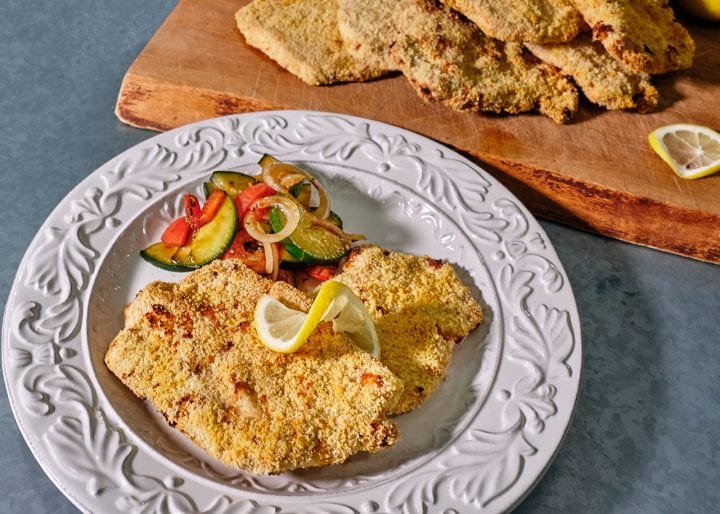 Ultimate Air Fryer Schnitzel Recipe 1
