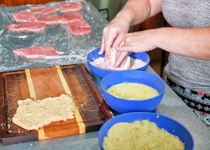 Ultimate Air Fryer Schnitzel Recipe - Method 6