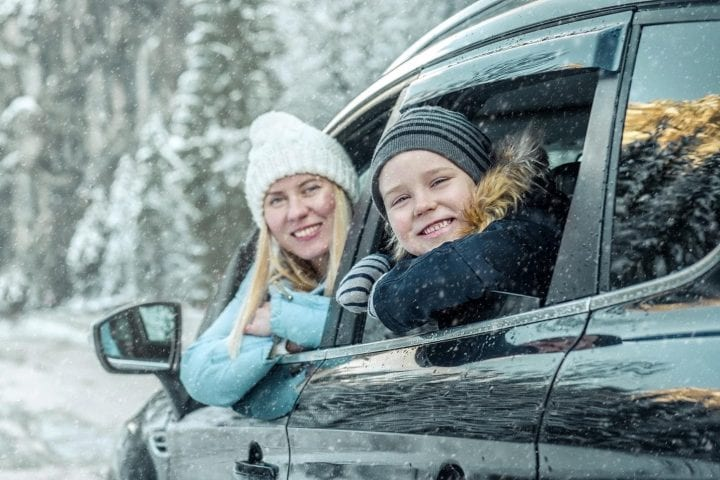 12 Winter Safety Tips