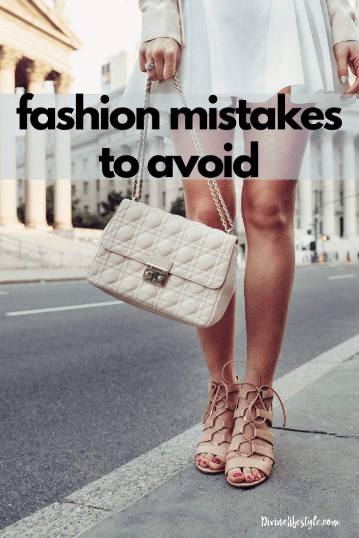 New Mom Fashion Mistakes to Avoid