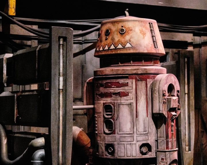 Disney's Star Wars Galaxy's Edge : An Evening on Batuu - Random Broken Droid