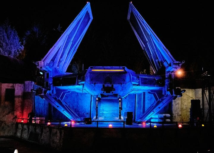 Disney's Star Wars Galaxy's Edge : An Evening on Batuu - Tie Fighter