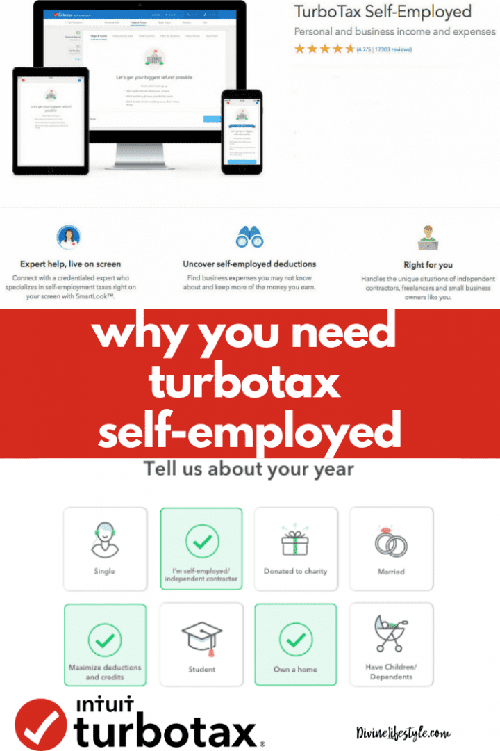 Why You Need TurboTax Self-Employed