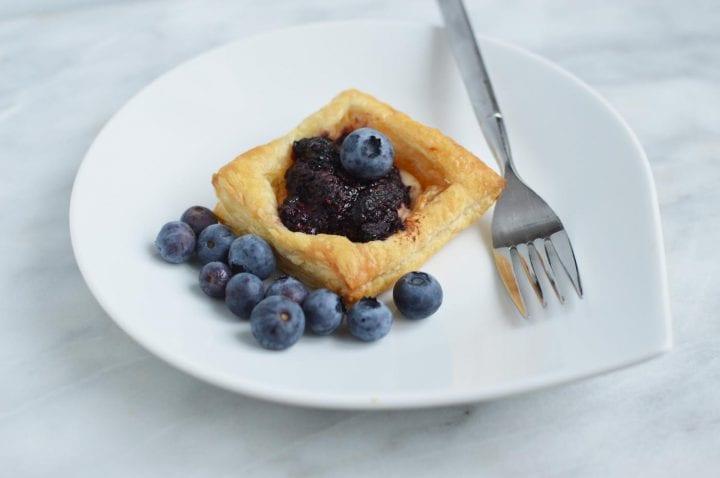 Berry Danish Recipe