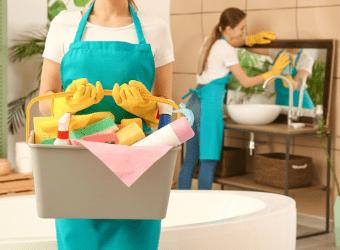 DIY Cleaning Paste