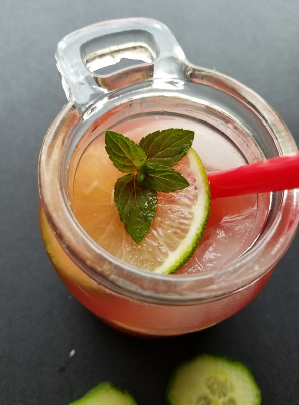 Detox Watermelon Water Recipe