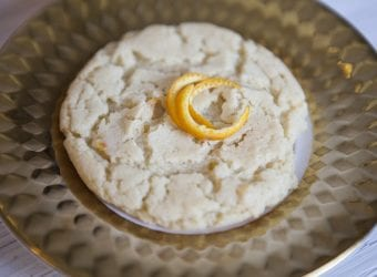 Lemon and Orange Vitality Cookies