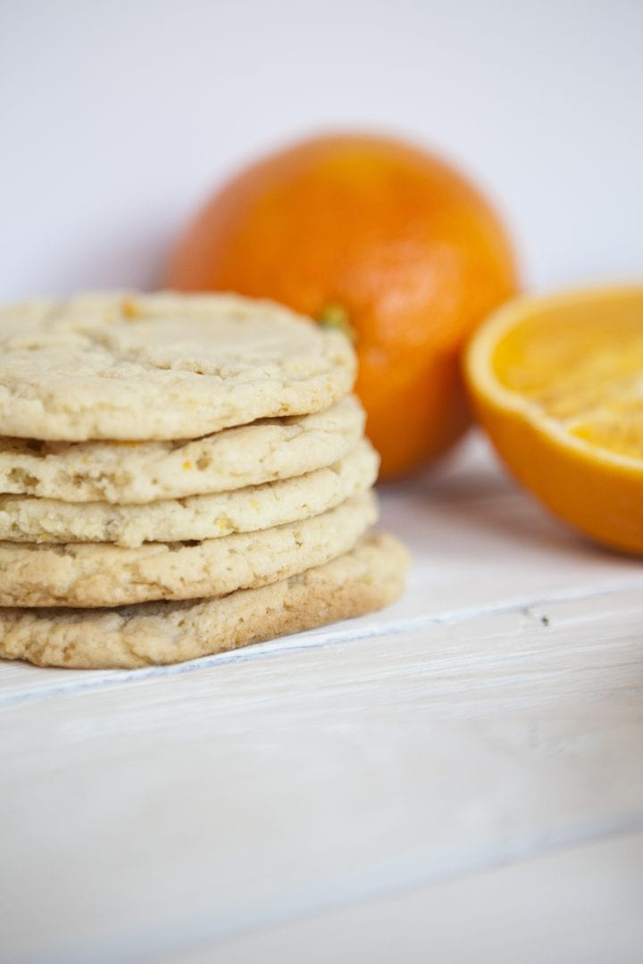 Lemon and Orange Vitality Cookies Recipe
