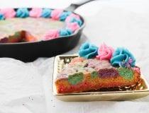 Skillet Sugar Cookie Recipe