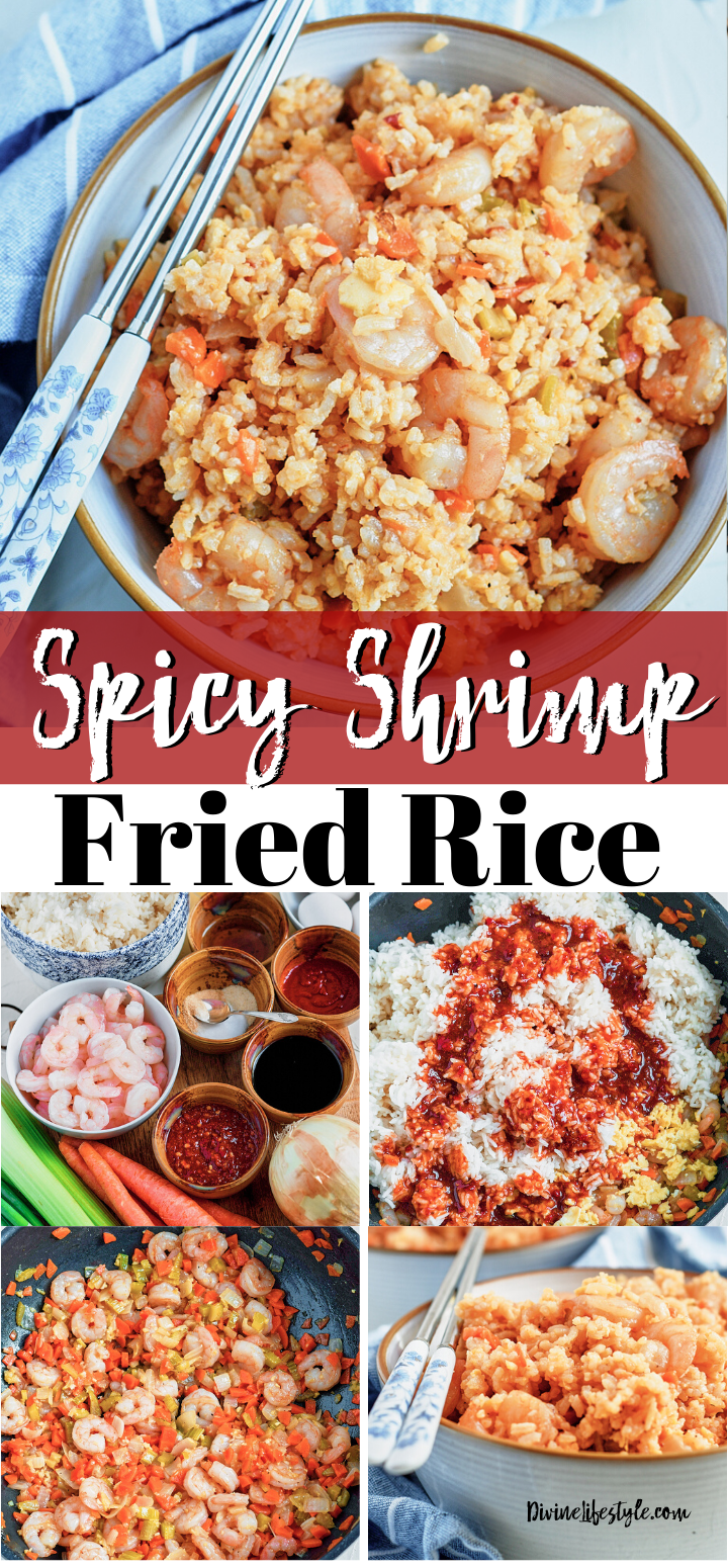 Spicy Shrimp Fried Rice Recipe